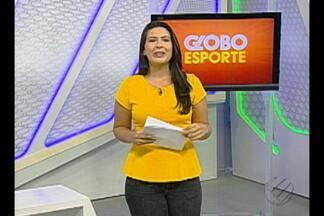 Veja o Globo Esporte desta quarta (31) - Veja o Globo Esporte desta quarta-feira (31)
