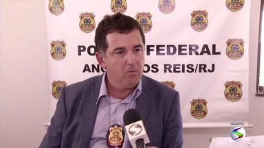Delegados da PF que trabalharam no Sul do Rio são assassinados em Santa Catarina - Adriano Antônio Soares, que trabalhou em Angra dos Reis, e Elias Escobar, ex-delegado de Volta Redonda, estavam em uma casa noturna quando foram baleados.