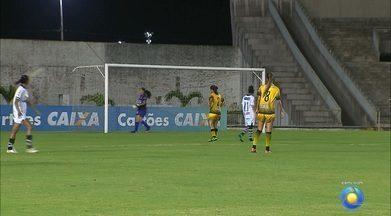 Botafogo-PB enfrenta a Lusa pela quarta rodada do Brasileiro de Futebol Feminino - Belas vão tentar a primeira vitória na competição jogando no Canindé