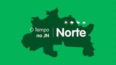 Veja a previsão do tempo para quinta-feira (1º) na Região Norte - Veja a previsão do tempo para quinta-feira (1º) na Região Norte
