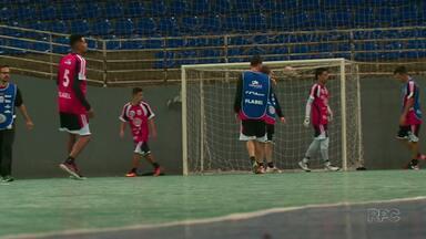 CAD joga em casa contra Campo Mourão nesta quarta-feira (31) pela Chave Ouro de Futsal - O time de Guarapuava espera subir na tabela nas duas competições, tanto no campeonato paranaense quanto na Liga Nacional.