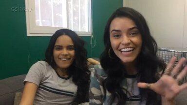 Talita Younan e Carol Macedo falam sobre futuro de K1 e K2 - Atrizes participam do #BastidoresMalhação desta quarta, 31/5