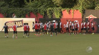 Grupo de conselheiros do Vitória pede saída do presidente do clube, Ivã de Almeida - Time não tem apresentado bom desempenho no Campeonato Brasileiro, até o momento.