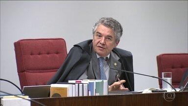 Ministro Marco Aurélio será relator do inquérito sobre Aécio no Supremo - Ministro vai ter que decidir sobre o pedido de prisão de Aécio.Senador afastado é investigado sobre delações de executivos da JBS.