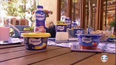 Ação comercial Itambé - Ação comercial Itambé