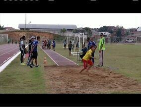 Festival de Atletismo é realizado em Governador Valadares - Cerca de 200 estudantes da região participaram.