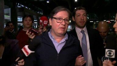 Rocha Loures, ex-deputado e ex-assessor de Temer, é preso pela PF - Ele é acusado de receber propina da JBS em nome de Temer. Defesa do ex-deputado diz que a medida é tentativa de forçar delação.