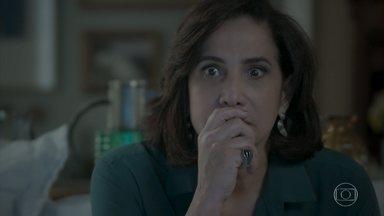 Heleninha conclui que Rubinho é culpado - Ela questiona Yuri sobre foto do vizinho com comparsa