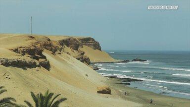O Sonho De Surfar Chicama