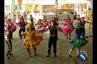 Veja a apresentação da quadrilha Roceiros da Dindinha, do bairro do Jurunas - O grupo participou da segunda eliminatória do concurso de quadrilhas do EDP.