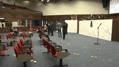 Reunião tenta acordo para garantir aprovação da reforma administrativa da Prefeitura de BH - A votação em segundo turno foi marcada para esta quarta-feira (14).