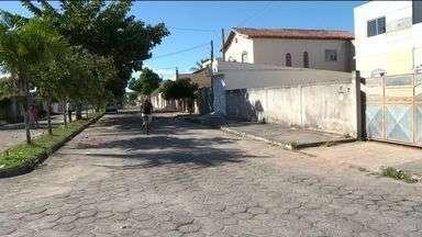 Vc no ESTV: morador de Guriri reclama de má iluminação pública - O Fernando enviou a reclamação pelo APP da TV Gazeta.