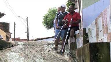 Conjunto José da Silva Peixoto continua sem infraestrura mesmo após promessa da prefeitura - Reportagem do AL TV volta ao local após dois anos de reportagem cobrando soluções para o conjunto.