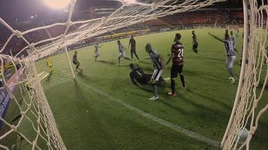 Vitória empata com o Botafogo no Barradão - Partida aconteceu na última quarta-feira (14).