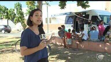 Unidade móvel da Eletrobras percorre bairros e oferece oportunidade de negociação - Unidade móvel da Eletrobras percorre bairros e oferece oportunidade de negociação