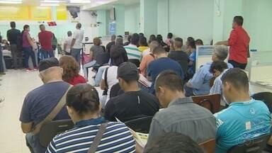 Amazonas tem cerca de 240 mil desempregados - No estado, ainda se demite mais do que se contrata.