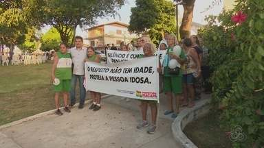 Programação em Macapá celebra o Dia de Conscientização da Violência Contra o Idoso - Hoje é o dia mundial de conscientização da violência contra a pessoa idosa. A maioria das vítimas desse tipo de violência tem mais de 70 anos. Só no ano passado, foram mais de 300 casos. Este ano, os registros já chegam a 94.