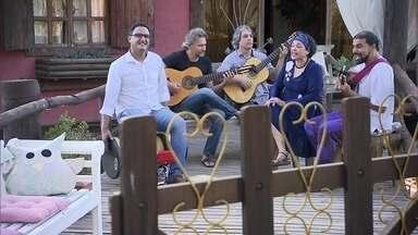 Camerata Caipira busca atingir público infantil em novo projeto - O grupo vai gravar um CD para crianças, com músicas sobre os animais brasileiros.