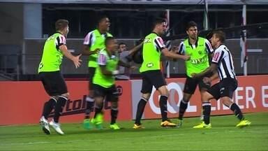 Os gols de São Paulo 1 x 2 Atlético-MG pela 8ª rodada do Brasileirão - Os gols de São Paulo 1 x 2 Atlético-MG pela 8ª rodada do Brasileirão