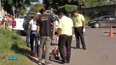 Detento do semiaberto é assassinado em Corumbá - Ele foi morto nesse domingo, durante saída temporária para visitar familiares.