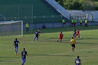 Atlético Mogi continua no Paulistinha - O Atlético Mogi conseguiu se manter no Paulistinha. Mas, o gol veio só no fim do jogo.