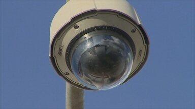 A Sesdec já instalou câmeras de segurança no Espaço Alternativo de Porto Velho. - Mas o sistema de videomonitoramento com uma base móvel vai ficar no local somente por trinta dias.