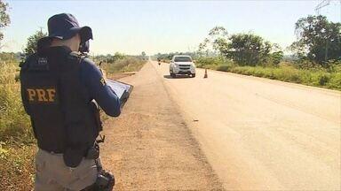 PRF faz balanço da operação Corpus Christi nas rodovias de Rondônia e Acre - Terminou domingo a operação Corpus Christi da Polícia Rodoviária Federal.