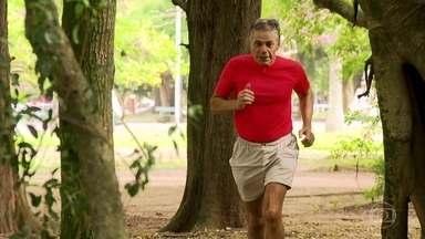Exercícios intensos na terceira idade aumentam as defesas do organismo - Pesquisa da PUC-RS revela: mulheres e homens mais velhos podem e devem fazer exercícios intensos.
