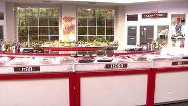 Participantes do Super Chef Celebridades enfrentam desafio na prova da Panela de Pressão - Veja as regras que as duplas tiveram que seguir para a criação de seus cardápios