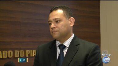 Polícia Civil realiza operações contra corrupção em presídios e tráfico no Piauí - Polícia Civil realiza operações contra corrupção em presídios e contra o tráfico de drogas no litoral do Piauí