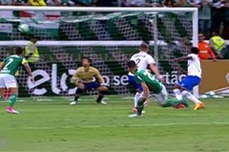 Confira os gols da rodada - O Corinthians entrou em campo pela Copa Sulamericana. E outros dois paulistas jogaram pela Copa do Brasil.
