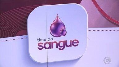 Aplicativo de celular incentiva e facilita doações de sangue - No inverno, os estoques dos bancos de sangue da região noroeste paulista costumam ficar mais baixos. Várias campanhas são feitas para incentivar as doações. E agora tem até um aplicativo de celular com essa função.