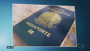 Governo garante que vai enviar ao Congresso projeto liberando dinheiro para passaportes - Emissão de novos documentos foi interrompida nesta quarta-feira (28).