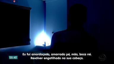 Aumentam casos de roubos a residências com vitimas feitas reféns em Rondonópolis - Aumentam casos de roubos a residências com vitimas feitas reféns em Rondonópolis.