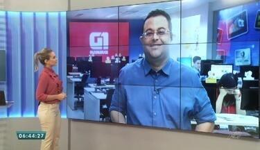 Veja os destaques do G1 do Bom Dia Ceará desta quinta-feira (29) - Saiba mais em g1.com.br/ce