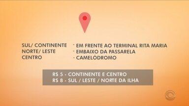 Prefeitura de Florianópolis anuncia esquema de transporte alternativo na sexta (30) - Prefeitura de Florianópolis anuncia esquema de transporte alternativo na sexta (30)