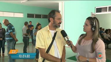 Professores da UEPB realizam assembleia para discutir fim greve em Campina Grande - O fim da paralisação foi analisado pela categoria.