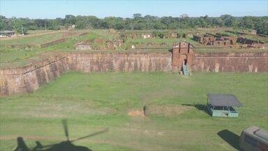 Forte Príncipe da Beira faz parte da história militar brasileira - Vamos conhecer um pouco da história do Real Forte Príncipe da Beira, a fortaleza construída há quase 250 anos, na região de Costa Marques, está diretamente ligada à história militar brasileira.