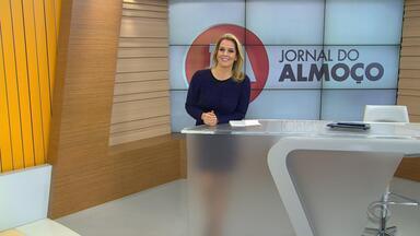 Confira a íntegra do Jornal do Almoço deste sábado (1) - Assista ao vídeo.