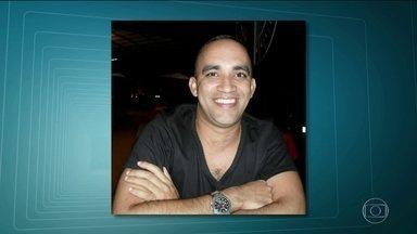 Mais um policial militar é morto no RJ; número já chega a 84 este ano - Leandro Thasmerão tinha um filho e a esposa está grávida do segundo.