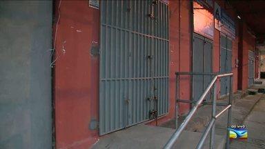 Comerciantes reclamam de arrombamentos em lojas em São Luís - Segundo a polícia, uma loja foi arrombada na madrugada de segunda-feira (3).