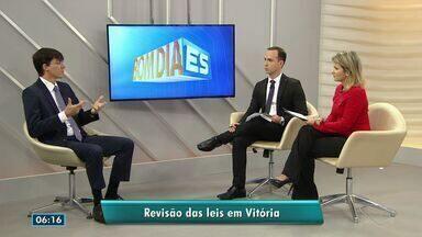 Passando a Limpo: leis de Vitória passarão por revisão - A Câmara de Vereadores de Vitória vai fazer uma verdadeira triagem nas leis municipais que são repetidas, inconstitucionais ou até mesmo inúteis.