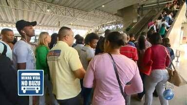 'Minha Vida no Buzu' discute os problemas no transporte público em Nova Brasília - Confira o quadro desta terça-feira (4).