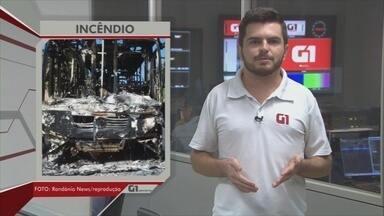 Veja os destaques do G1 Rondônia para esta terça-feira (4) - Alunos de RO criam App para estudar Enem.