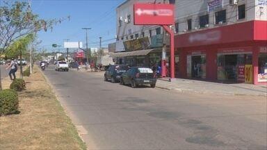 Rapaz de 27 anos é baleado por agente penitenciário após assaltar uma farmácia - Roubo ocorreu no final de semana em Ji-Paraná.