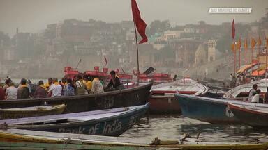 Oferenda Para A Mãe Ganges