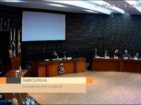 Justiça suspende comissão de ética da câmara de Farroupilha, RS - Comissão foi criada para apurar declaração de vereadora do PMDB. Suspensão é temporária e ainda cabe recurso.