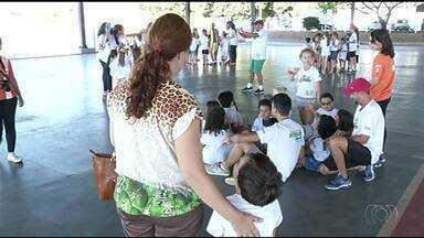 Colônia de férias é opção para preencher o tempo livre das crianças - Colônia de férias é opção para preencher o tempo livre das crianças