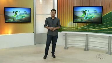 Confira os destaques do Jornal do Campo deste domingo (9) - Confira os destaques do Jornal do Campo deste domingo (9)