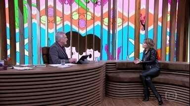 Cláudia Abreu diz que sente falta de programação infantil na TV aberta - Atriz também fala da importância da literatura para a criação das crianças